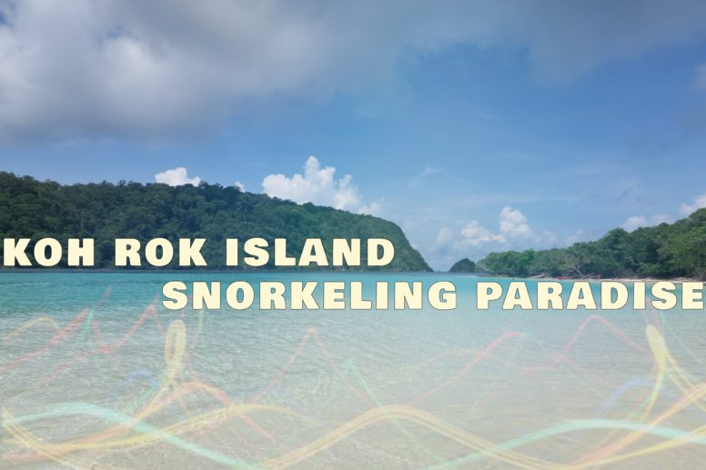 @crabintheair's cover photo for 'Koh Rok Island - Snorkeling Paradise in Thailand'