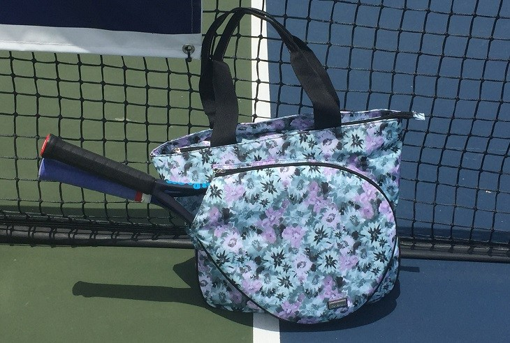 @tennislifemagazine's cover photo for 'The HADAKI Tennis Tote: For Every Tennis Player You Are | TENNIS LIFE MAGAZINE'