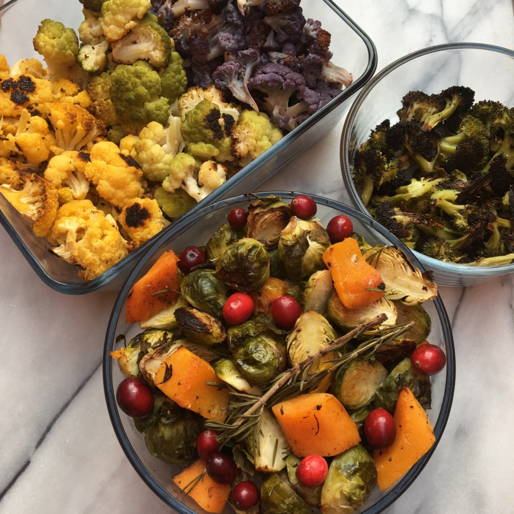 @glutenfree.followme's cover photo for 'Roasting Vegetables | Gluten Free Follow Me'