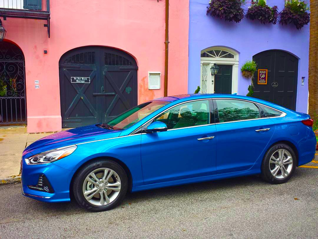 @biculturalfamilia's cover photo for 'Charleston City Tour with Hyundai | Bicultural Familia'