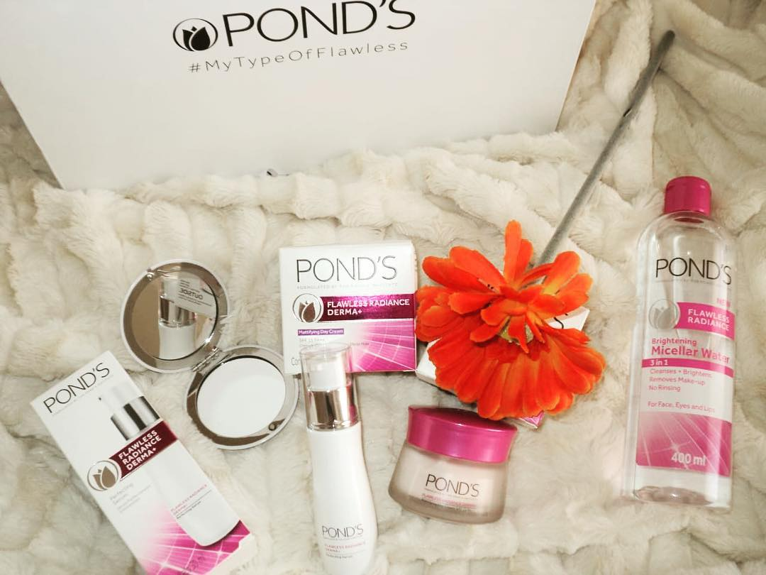 """@tashy_diamond's cover photo for 'Natasha Diamond 💎🇿🇦 on Instagram: """"I'm so excited to challenge my skin with the new Pond's Flawless Radiance Derma+ skincare range. Thank you so much @ponds_sa and…""""'"""