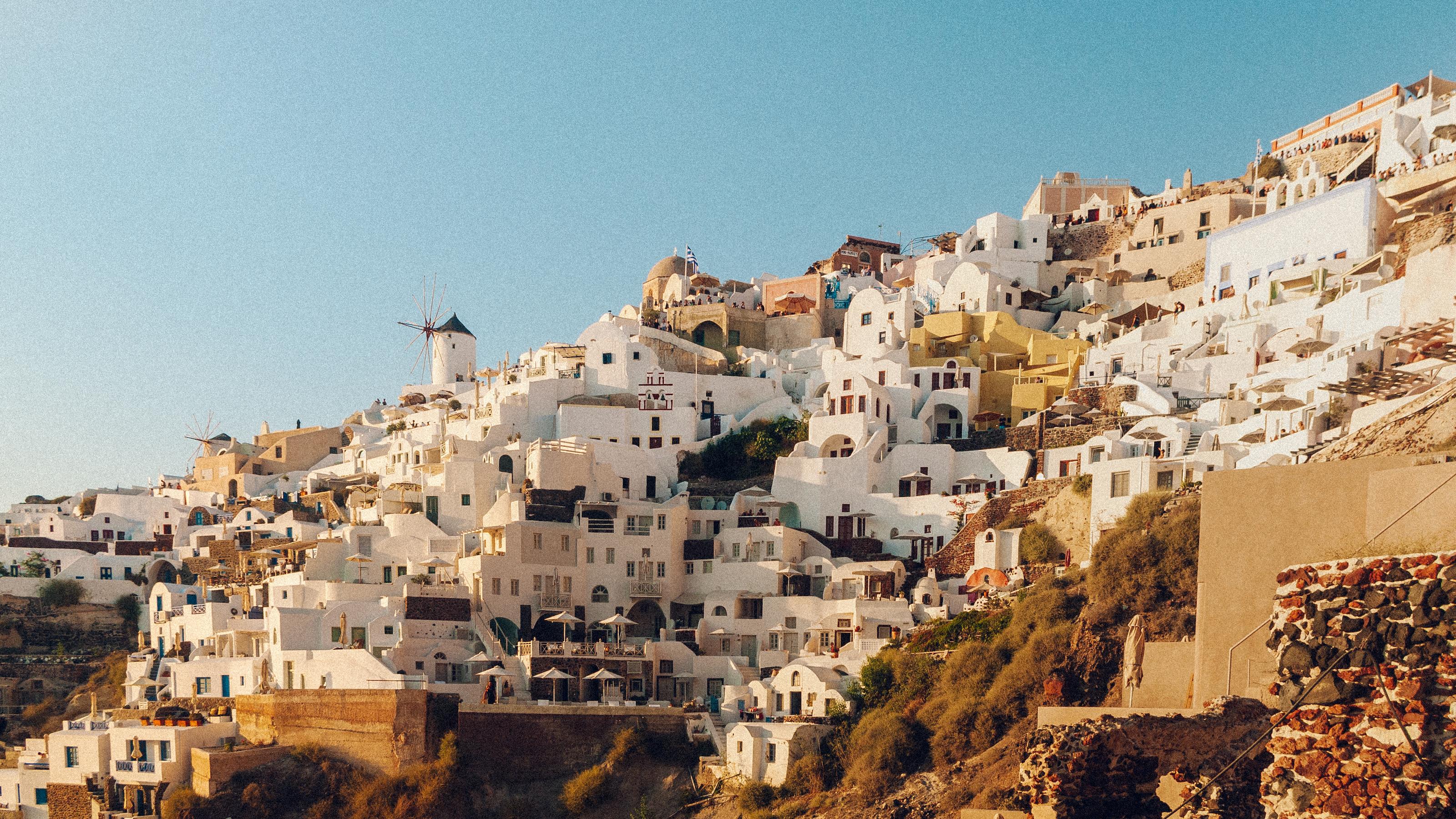 @alessandro.carai's cover photo for 'Seeking Sanctuary in Santorini   SUITCASE Magazine'