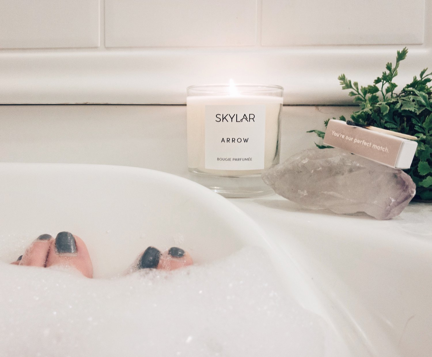 @blaruefit's cover photo for 'REST & RELAXATION | My Current Candle Obsession'