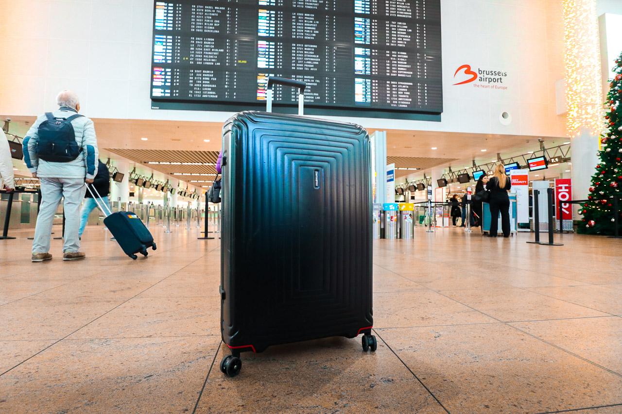 @belgianwino's cover photo for 'Meet my next travel companion: Samsonite Neopulse - Belgian Wino'