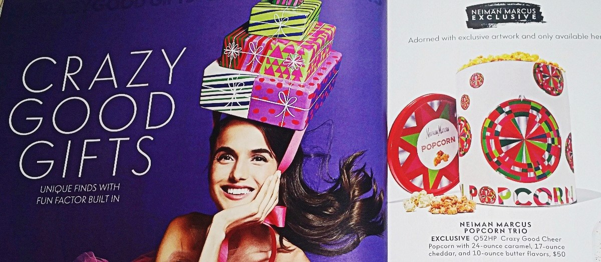 @inandoutofvegas's cover photo for 'Neiman Marcus: Crazy Good Gifts for $100 or Less! - In and Out of Vegas'