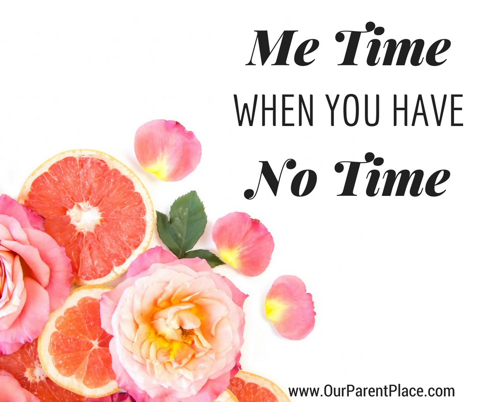@ourparentplace's cover photo for 'Me Time for the Mom with No Time'