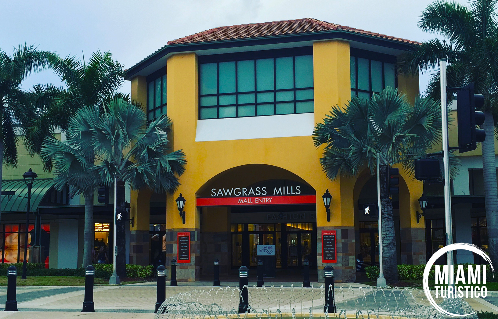 @miamituristico's cover photo for 'Sawgrass Mills el outlet más grande de Estados Unidos'