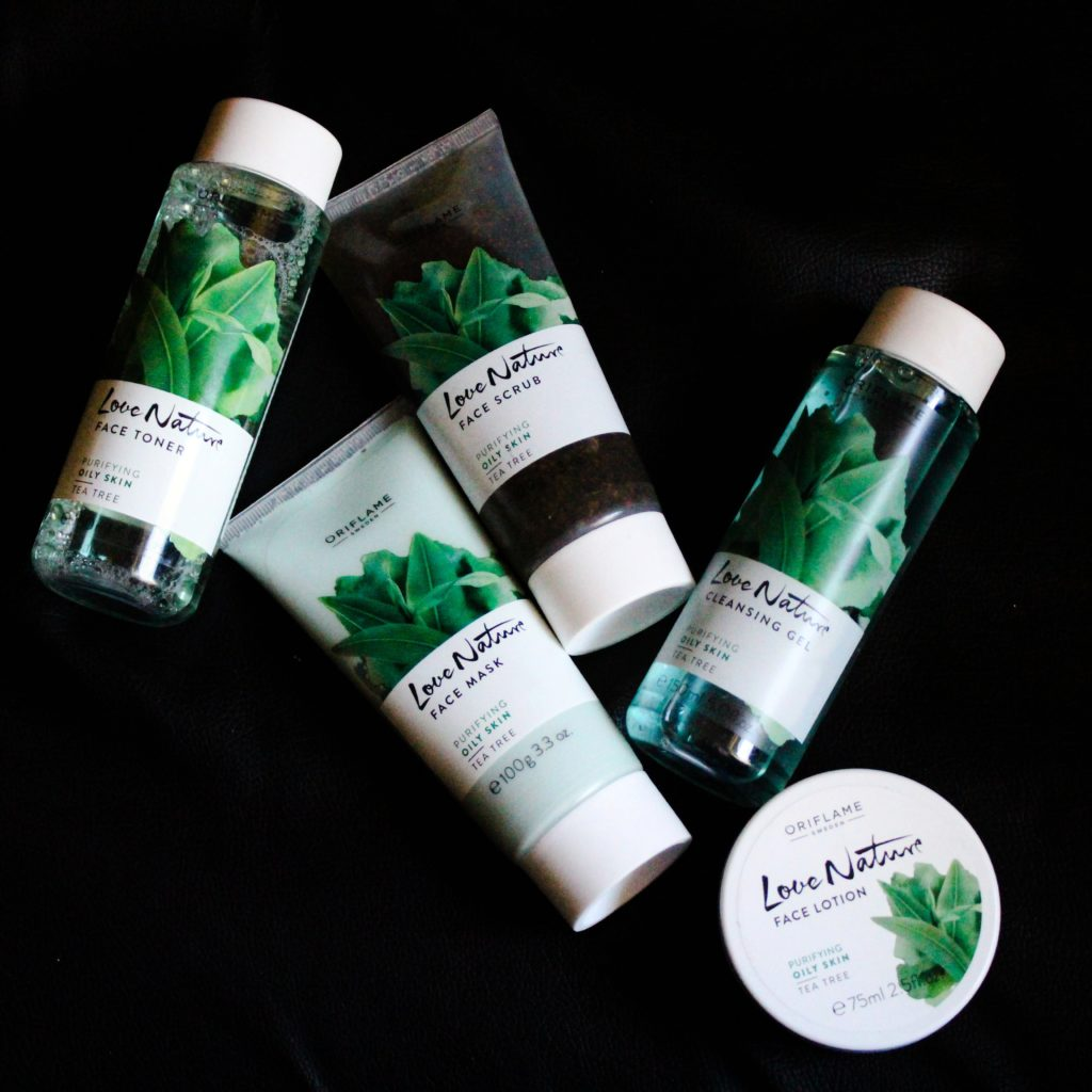 @thebongfashion's cover photo for 'Oriflame Love Nature Tea Tree Range Review - The Bong Fashion'