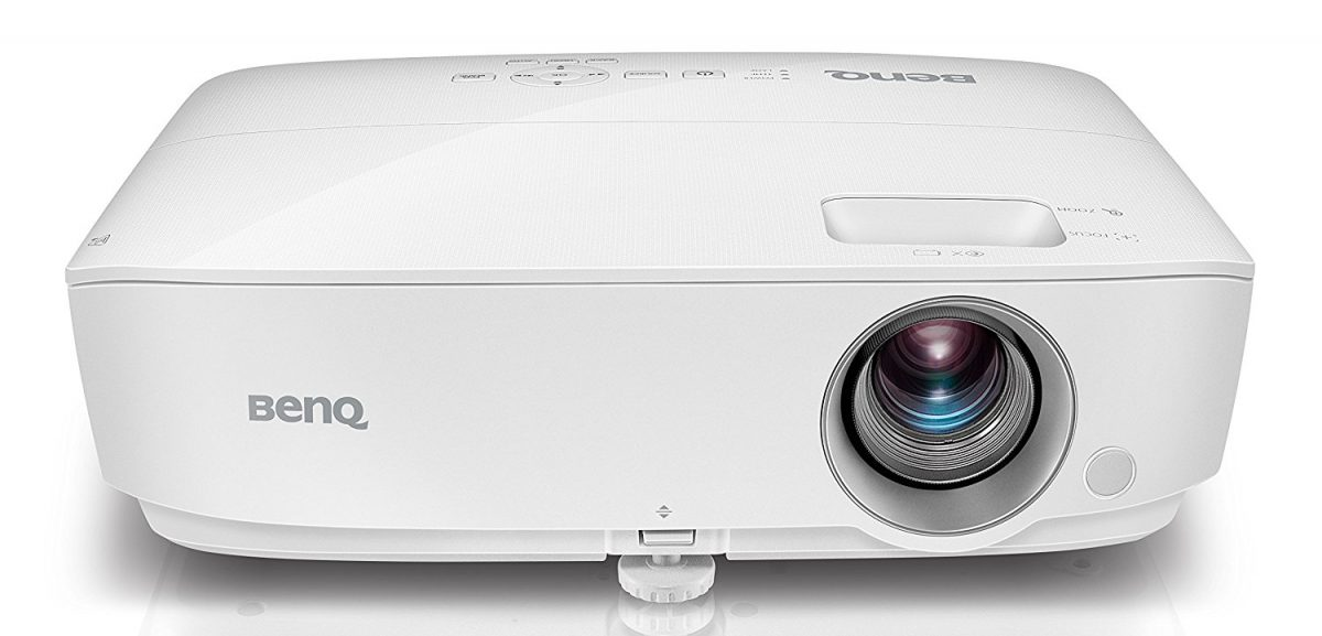 @blazingminds's cover photo for 'BenQ W1050 Projector - Tech Review'