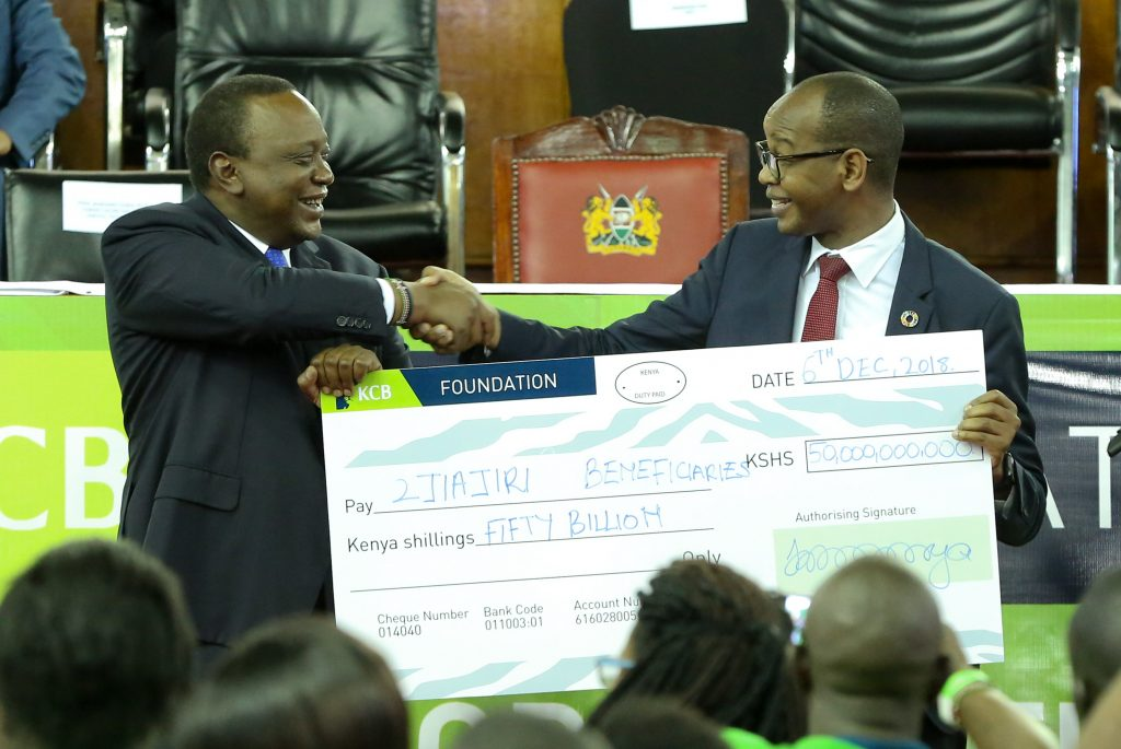 @danielmaithyake's cover photo for 'Kenya Commercial Bank Commits Kshs 50b For Youth Entrepreneurship'