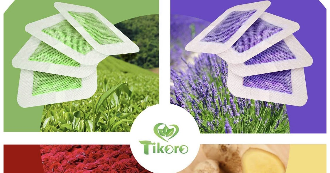 @jo.deangelo's cover photo for 'Tikoro Foot Pads for Pain Relief'