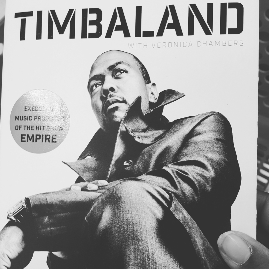 @westcoastkeish's cover photo for '5 Lessons Learned From Timbaland's The Emperor of Sound [Book]'