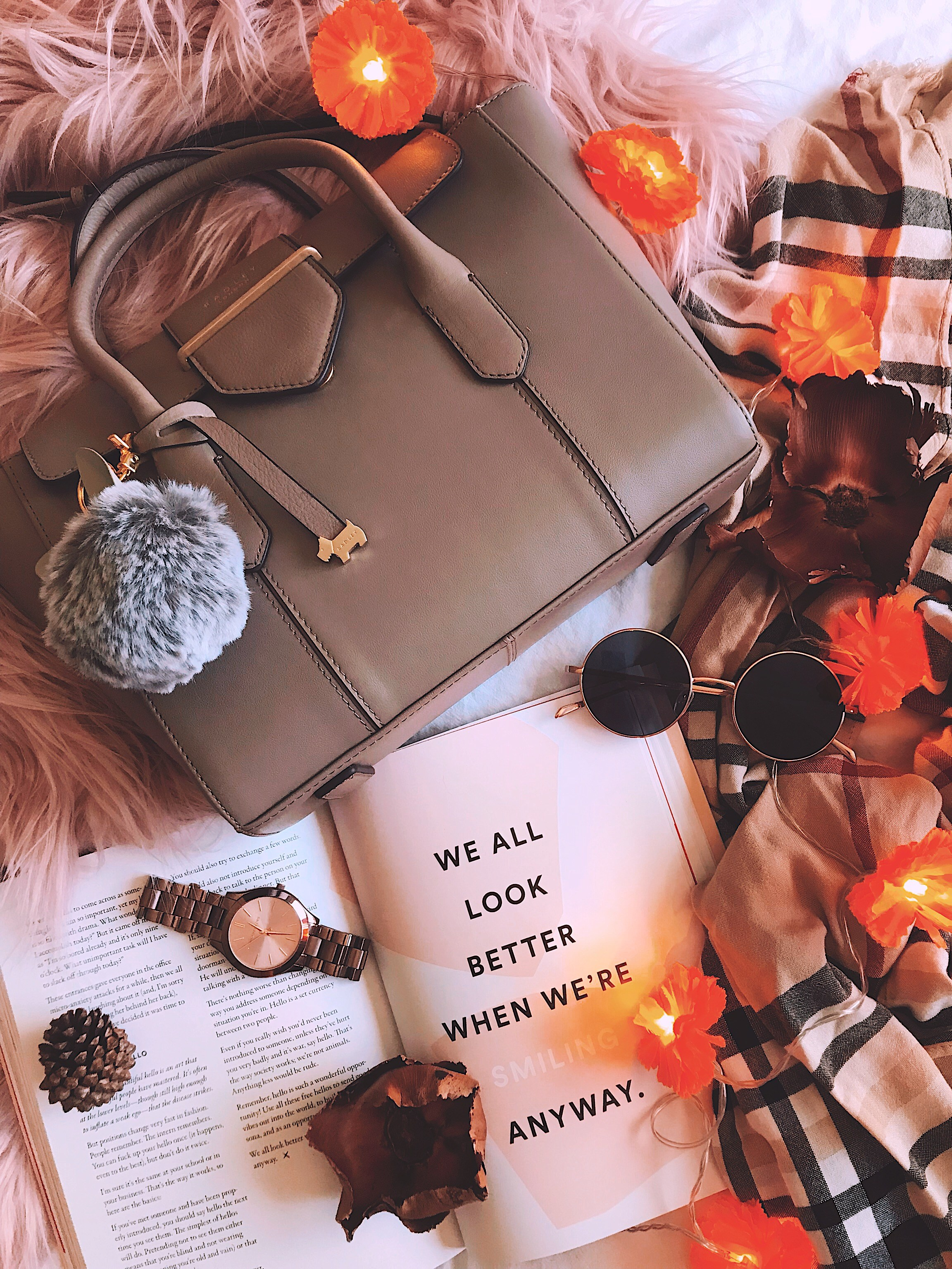 @klangwelt's cover photo for 'The Fall Bag That has it All'