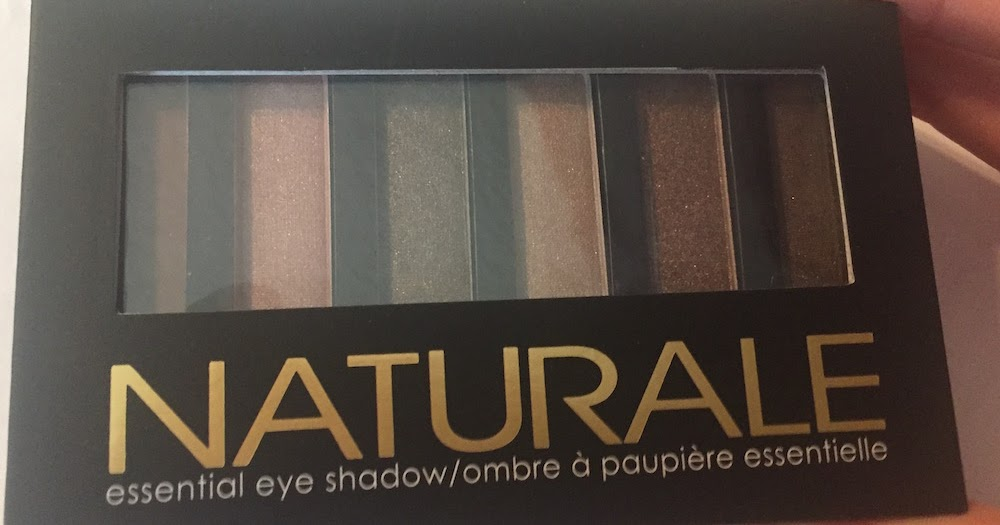 @chelorado's cover photo for 'Barelle Naturale Essential Eye Shadow Palette'