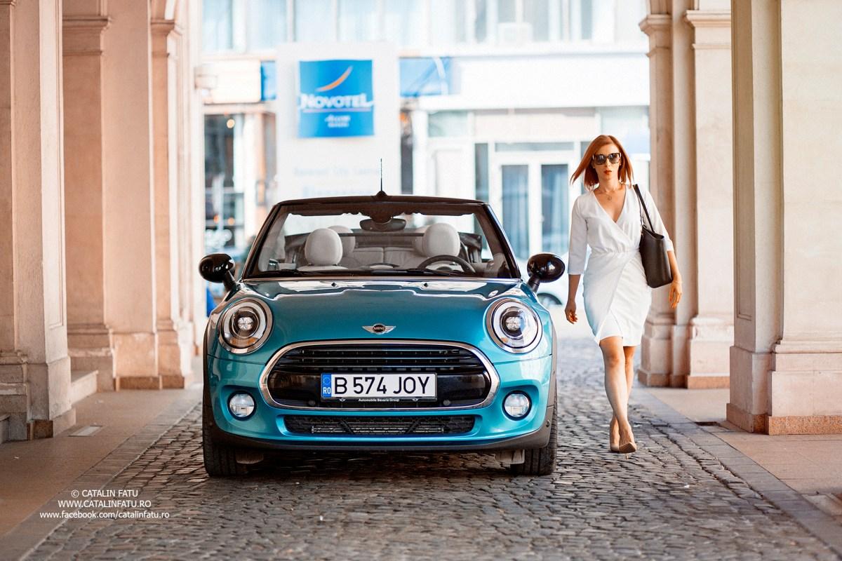 @oanaalexandru.me's cover photo for 'MINI Cooper Cabriolet – bijuteria pe care și-o dorește orice femeie'
