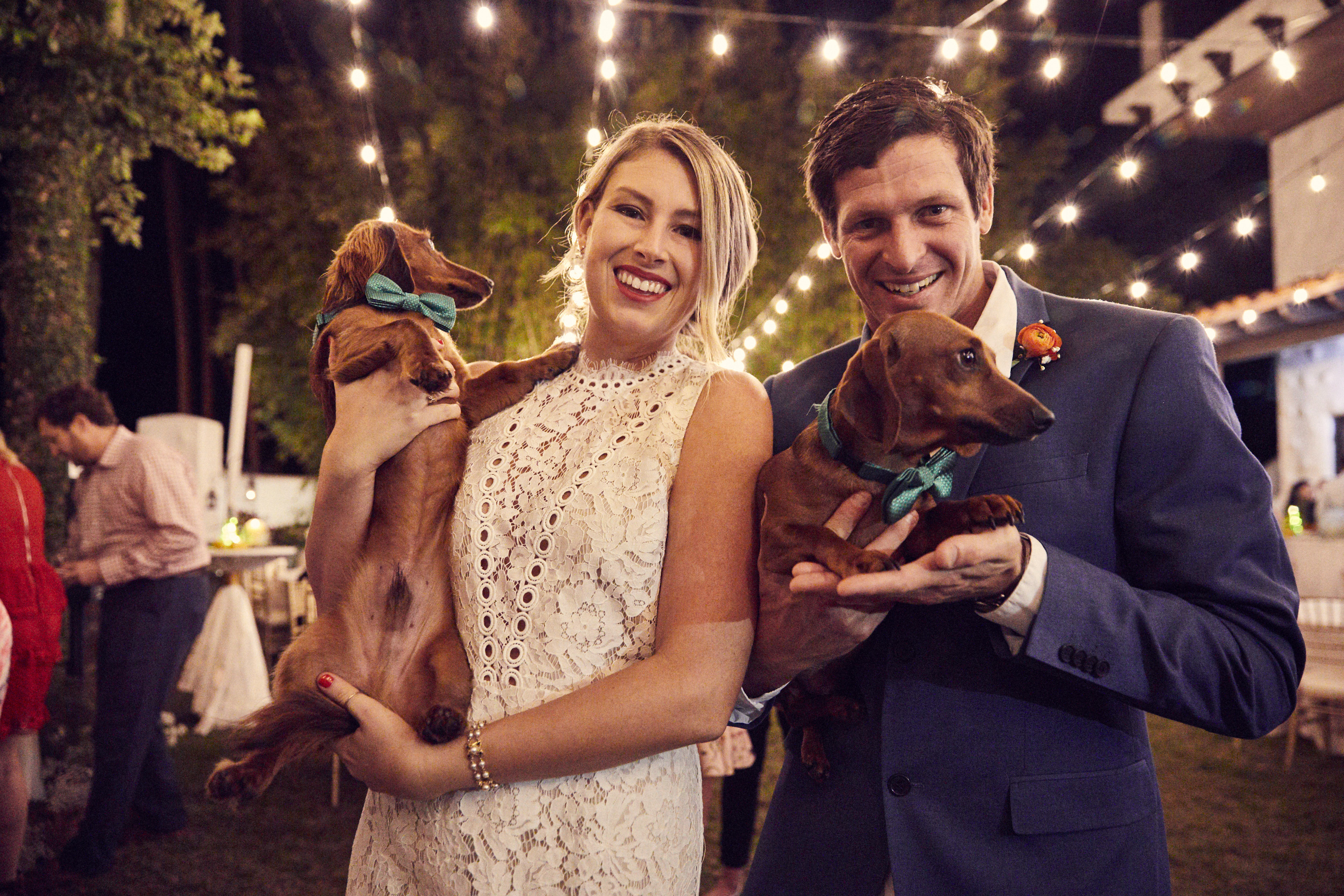 @grilledcheesesocial's cover photo for 'MacKenzie Smith and Jeremy Johnston's Surprise Wedding'