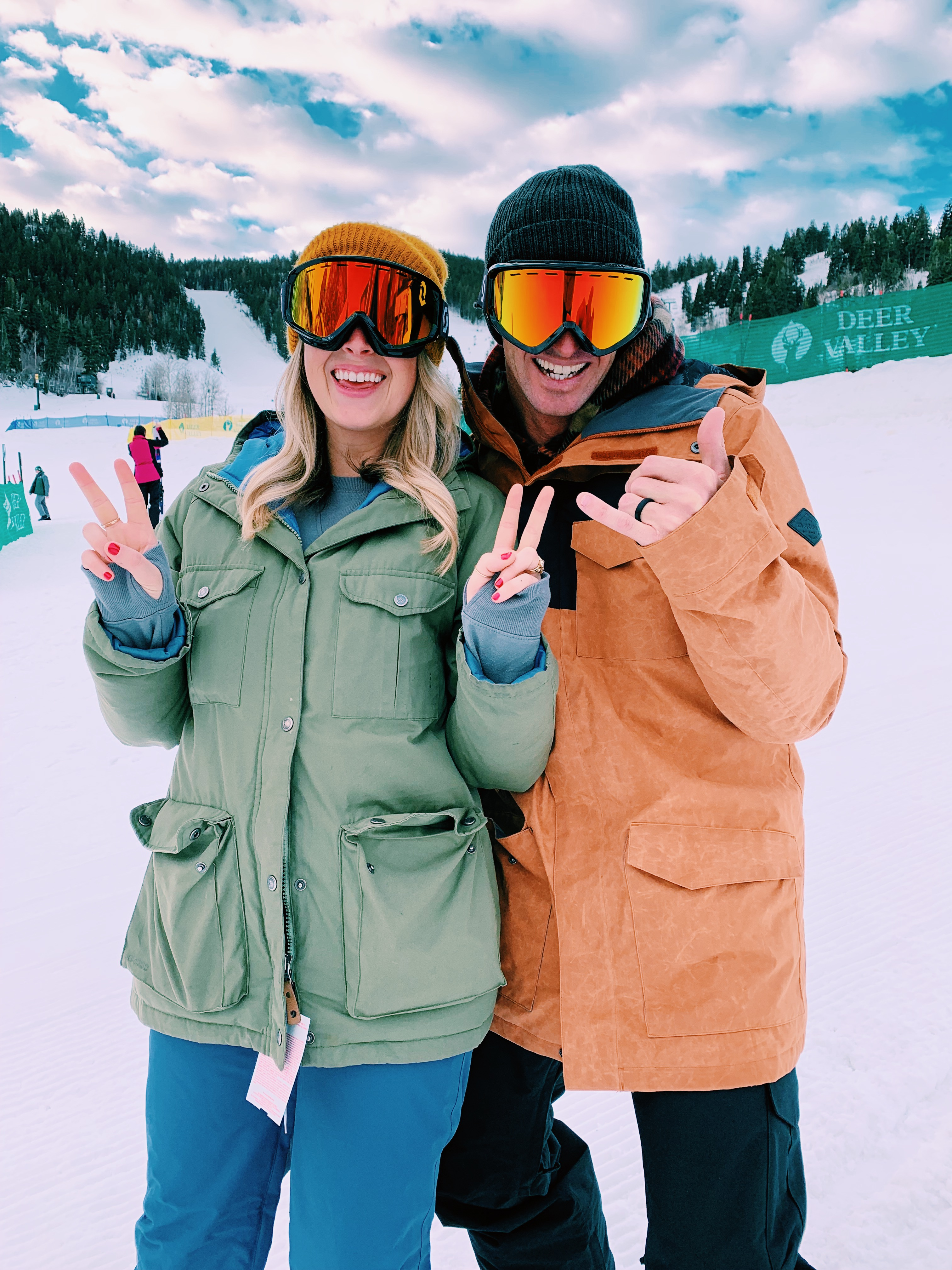 @grilledcheesesocial's cover photo for 'Vacationing in Deer Valley, Utah'
