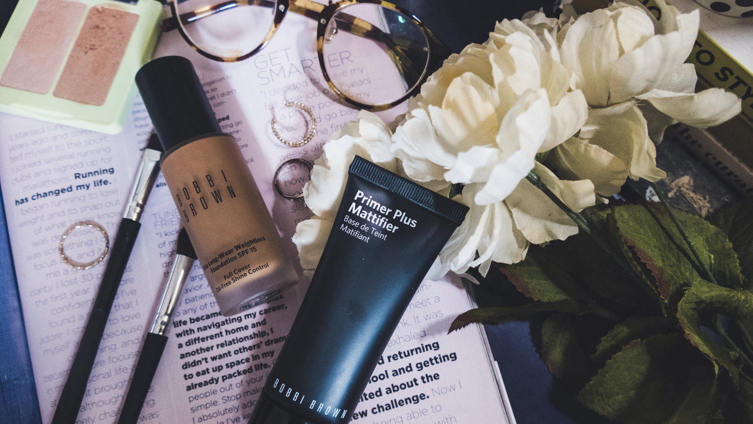 @autumlove__'s cover photo for 'Bobbi Brown Long-Wear Weightless  Foundation SPF 15 & Primer  Plus Mattifier Review'