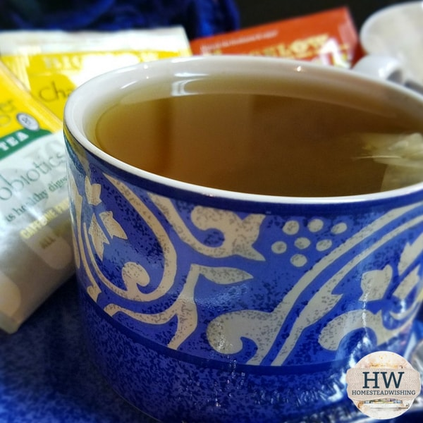 @homesteadwishing's cover photo for '5 Must Have Comfort Items for The Cold or Flu'