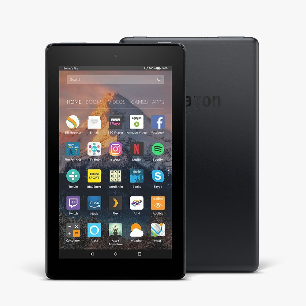 @blazingminds's cover photo for 'Amazon Fire 7, we take a look at the new tablet'