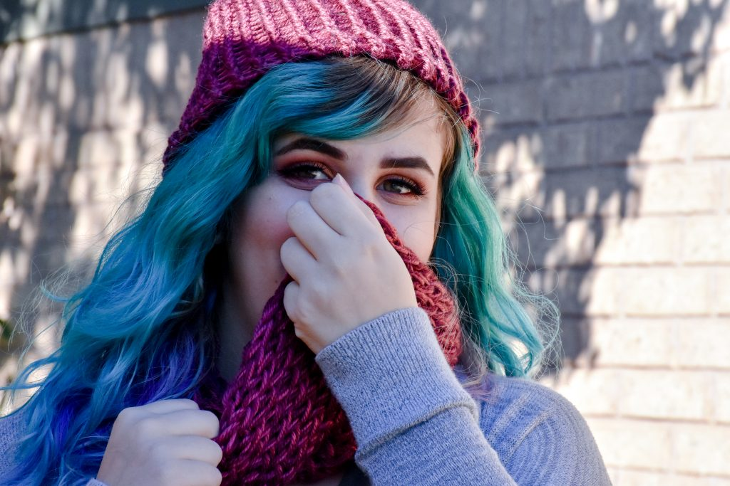 @thebrockblog's cover photo for 'The Perfect Scarf & Beanie Duo - The Brock Blog'