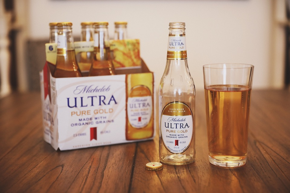 @joesdaily's cover photo for 'Michelob ULTRA Pure Gold is Made With Organic Grains'