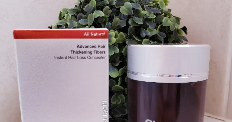 @healthandbeautygirl's cover photo for 'Conceal Hair Loss and Thinning Hair With Fibolica Advanced Hair Thickening Fibers!'