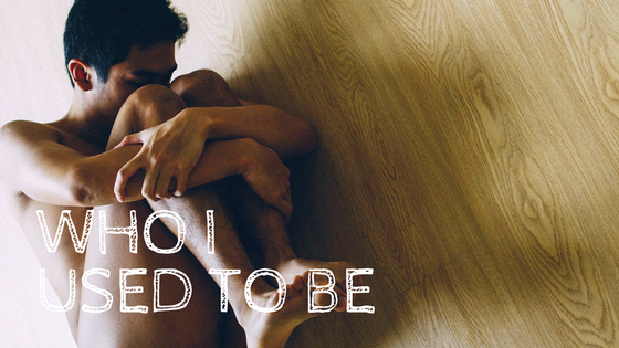 @riranjo's cover photo for 'WHO I USED TO BE.'