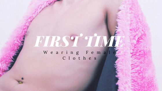 @riranjo's cover photo for 'WEARING FEMALE CLOTHES'