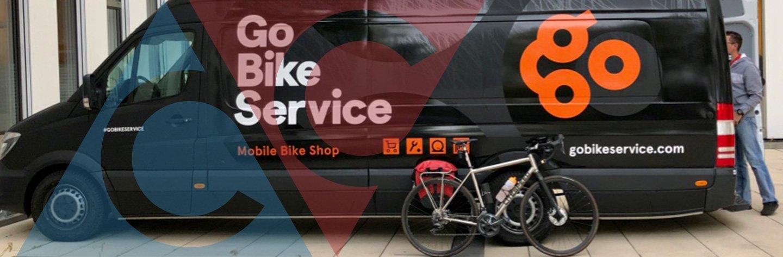 @cyclingclaude's cover photo for 'Go Bike Service - einfach mal ausprobiert - CyclingClaude'