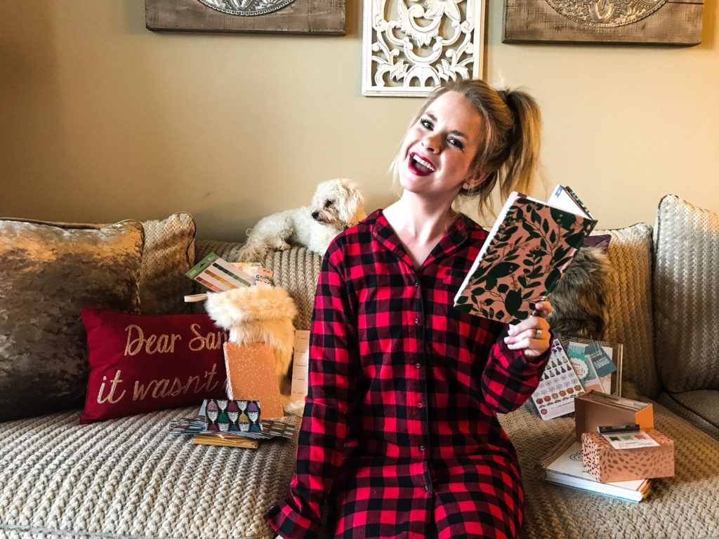 @adoremorewithgeor's cover photo for 'Erin Condren Stocking Stuffers | Adore More with Geor'