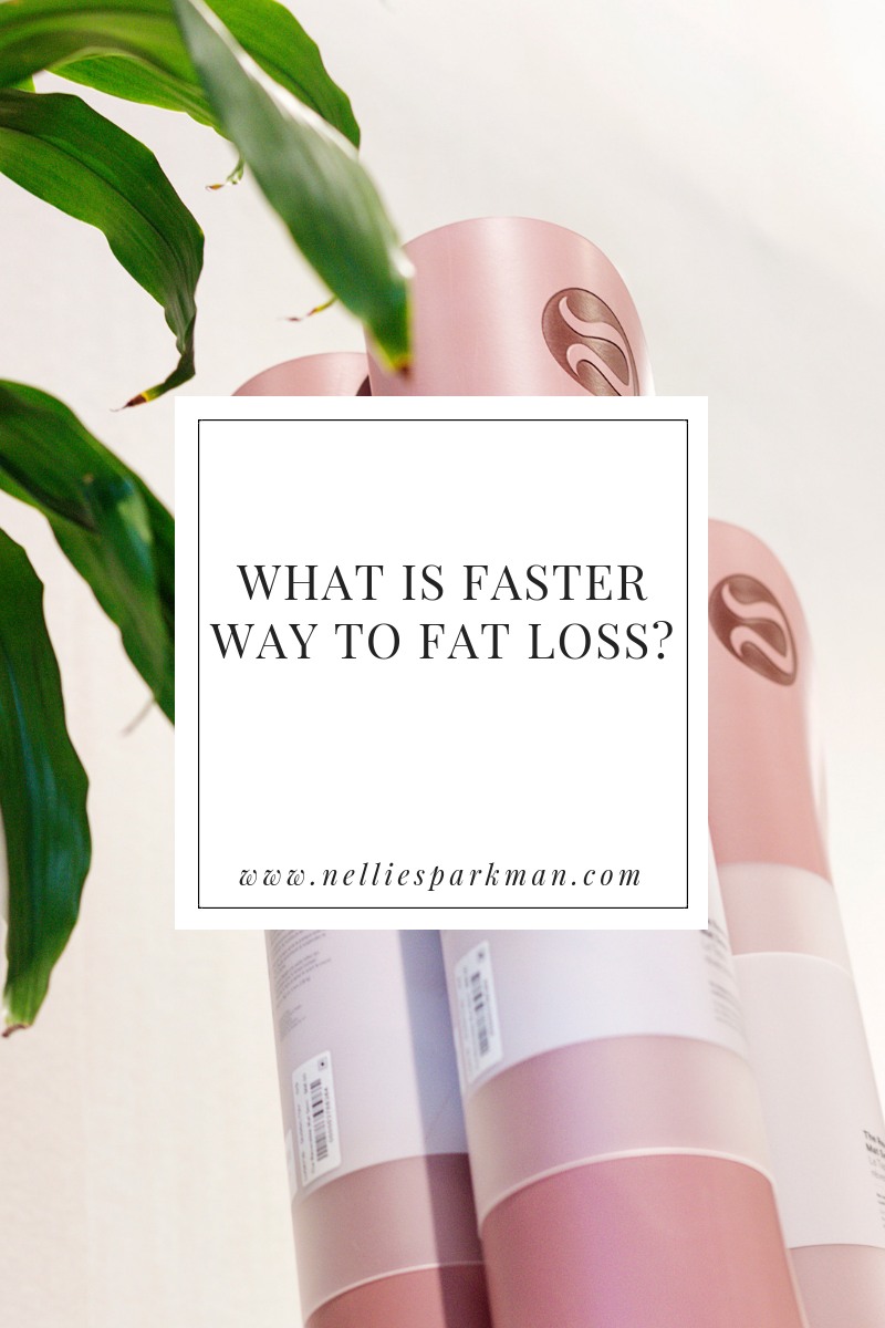 @nelliesparkman's cover photo for 'What is Faster Way to Fat Loss?'