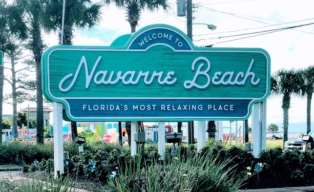 @laborders2000's cover photo for 'Navarre Beach - A Hidden Jewel in the Gulf of Mexico - Living One Full Life'