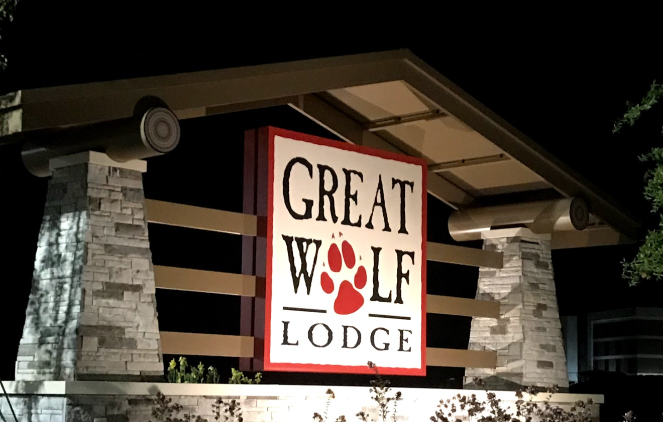 @laborders2000's cover photo for 'Celebrate Howl-O-Ween at Great Wolf Lodge - Living One Full Life'