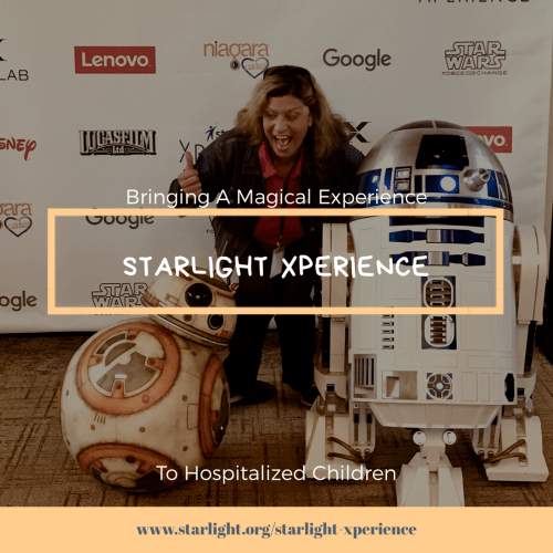 @disneygalgayle's cover photo for 'The Starlight Xperience Transports Hospitalized Children On Magical Journeys With An All New VR Experience'