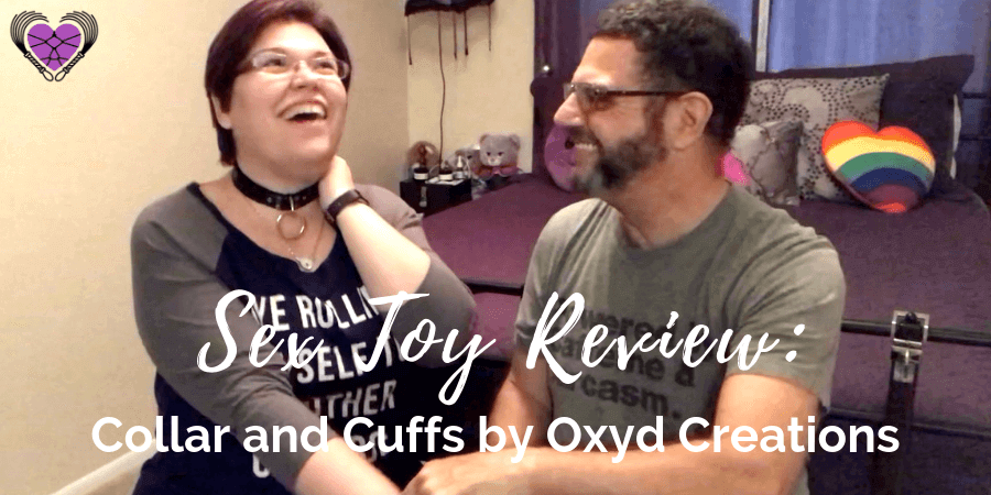 @lovingds1's cover photo for 'Oxyd Creations BDSM Collar and Cuffs Review • Loving BDSM'