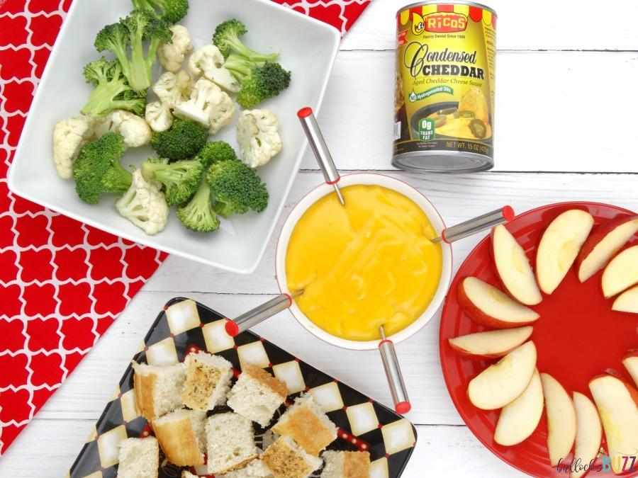 @bullocksbuzz's cover photo for 'Cheddar Cheese Fondue - Quick and Easy Fondue Recipe'