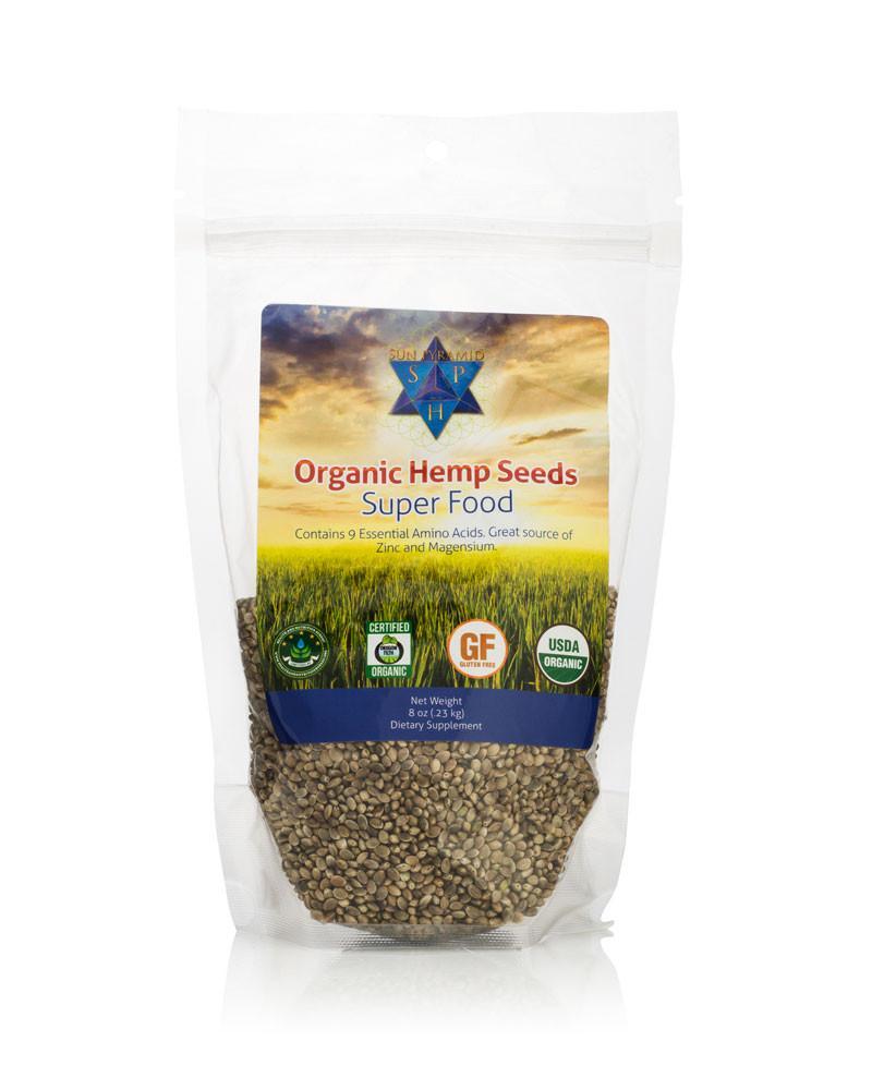 @israeltheactor's cover photo for 'Benefits of Eating Raw Hemp Seeds and Hemp Guacamole Recipe - Israel Varela'