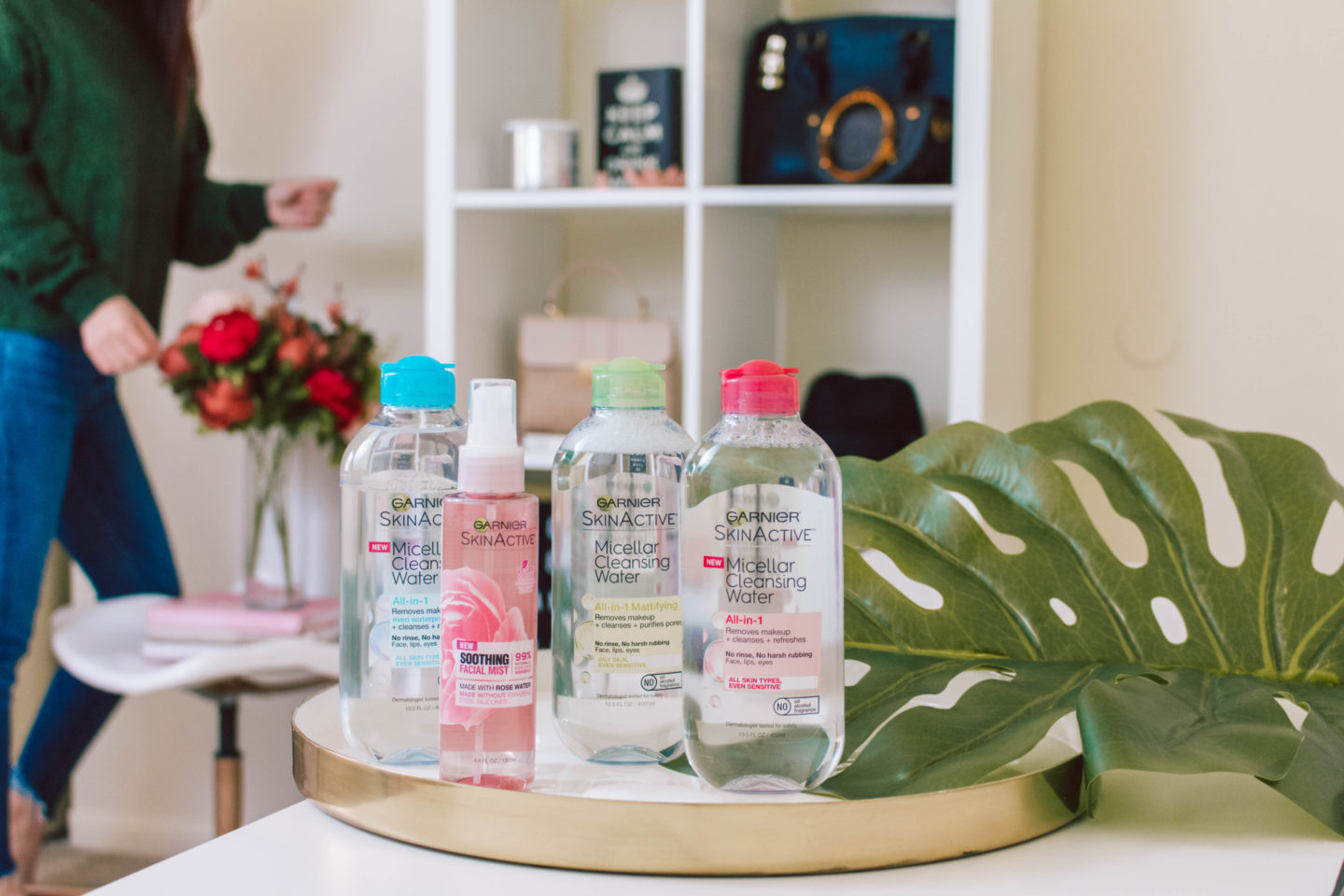 @shesawstyle's cover photo for 'How Garnier Helped Me During My Move | She Saw Style'