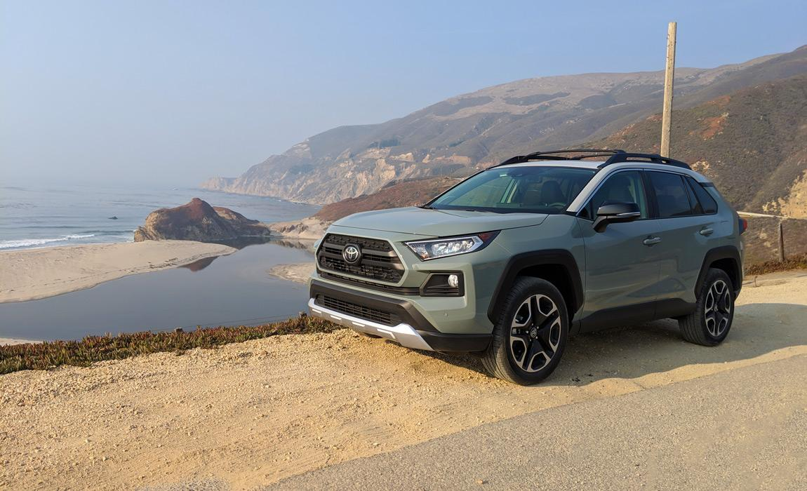 @mantripping's cover photo for 'We Took the All-New 2019 Toyota RAV4 On An Adventure'
