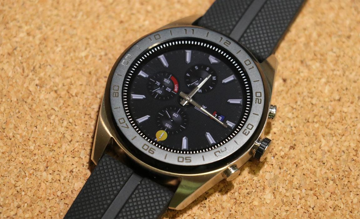 @mantripping's cover photo for 'LG Watch W7 Delivers Elegant and Innovative Smart Watch Design'