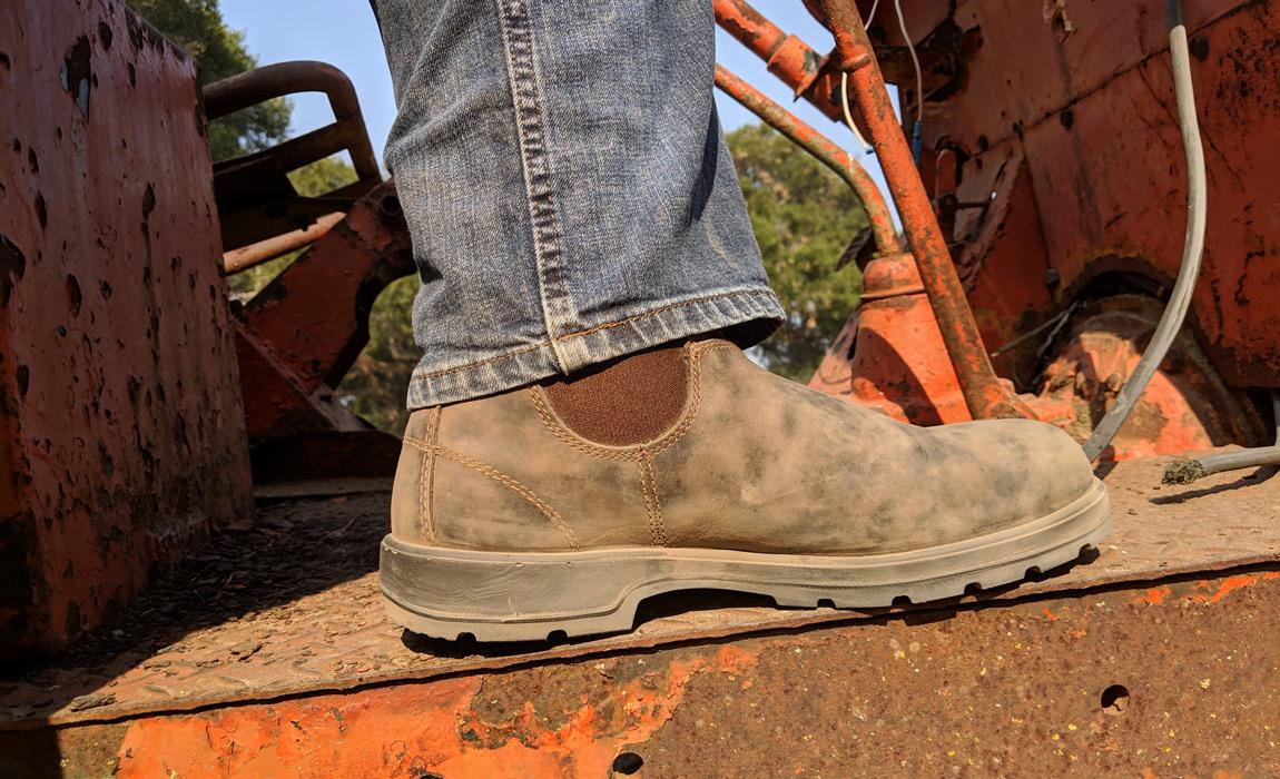 @mantripping's cover photo for 'Blundstone Super 550 Boots Are Ready For Adventure'