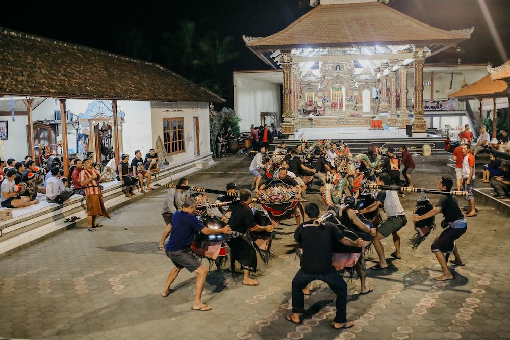 @saylow's cover photo for 'Menanti Kolaborasi Okokan dan Drum Perkusi di Soundrenaline'