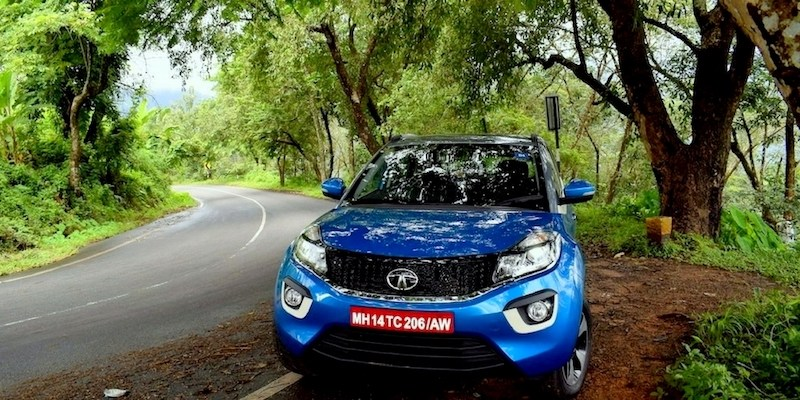 @imvoyager18's cover photo for 'First hand behind the wheel experience of Tata Nexon'
