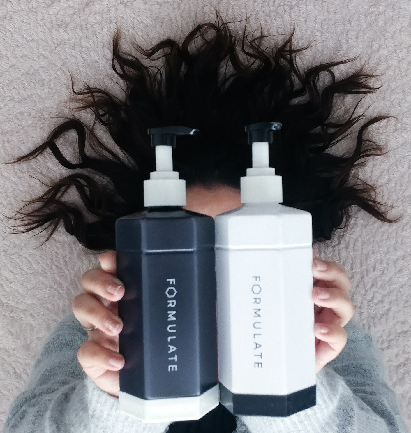 @sassymamainheels's cover photo for 'My Secret To Healthy Hair!'