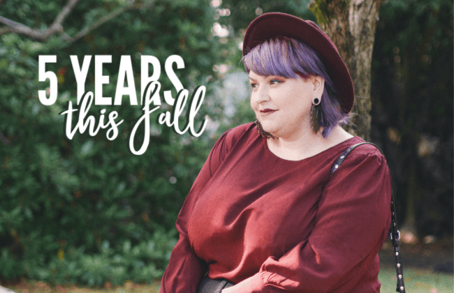 @margotmeanie's cover photo for 'Hello Fall! Has is really been 5 years already? | Margot Meanie'