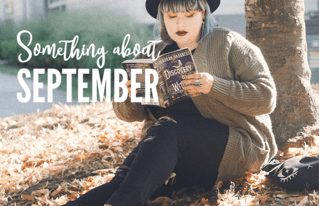 @margotmeanie's cover photo for 'Something About Septembers | Margot Meanie'