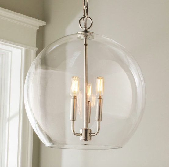 @nest_builders_'s cover photo for 'Title 10 Gorgeous Light Fixtures That Will Transform any Space! Title - amandaseibert.com'