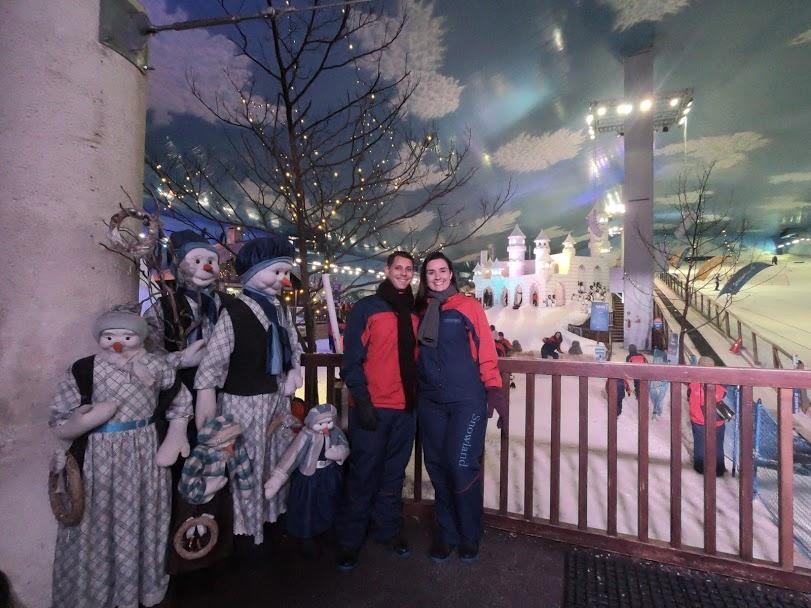 @doisviajando's cover photo for 'Snowland: Tudo Sobre o Parque de Neve em Gramado | Dois Viajando'