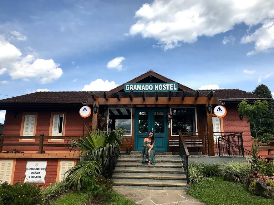 @doisviajando's cover photo for 'Gramado Hostel: Hospedagem Barata e Aconchegante em Gramado/RS'